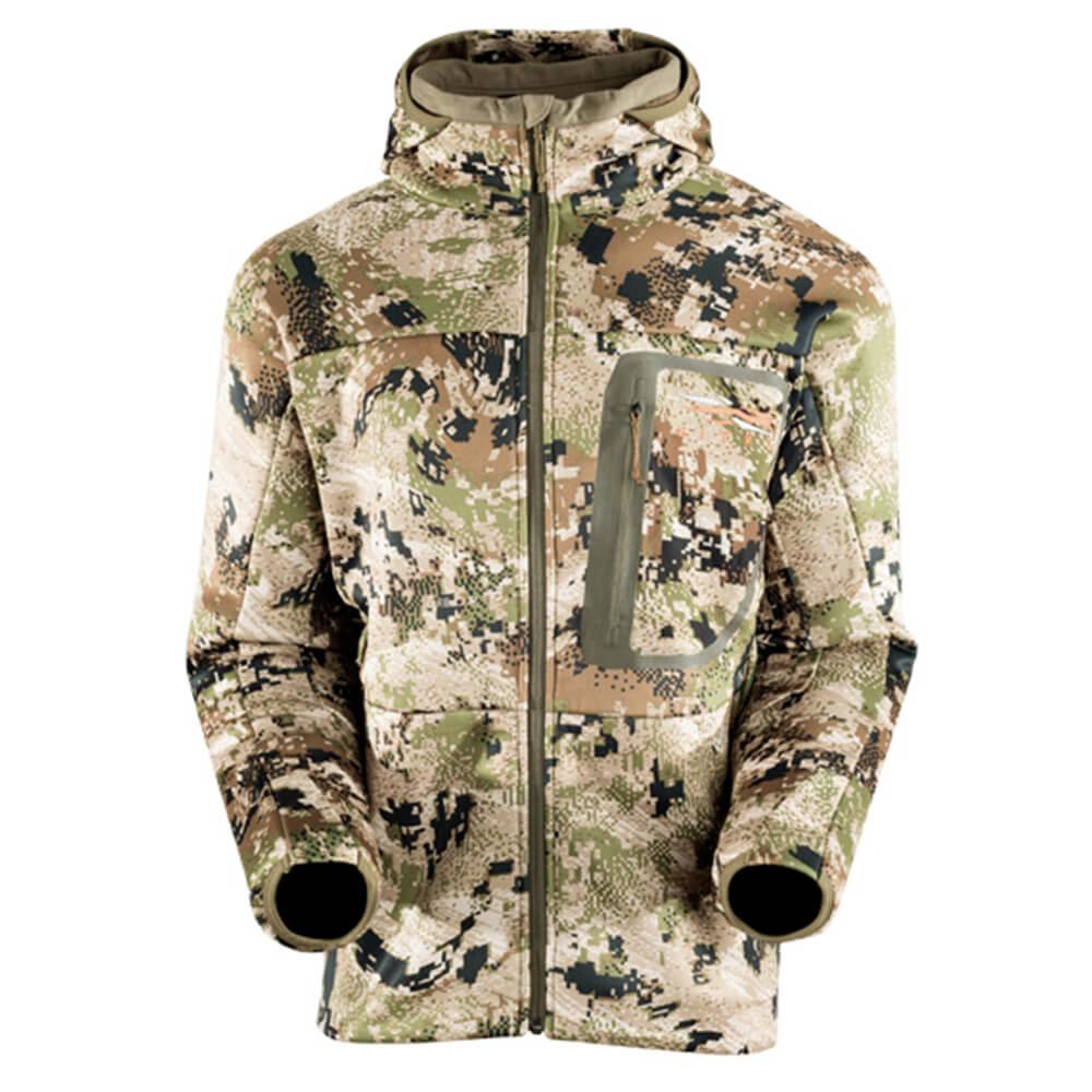 Sitka Gear Traverse Cold Weather Hoody (Supalpine) - Tarnjacken