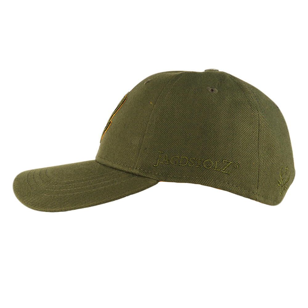Jagdstolz Cap - Grün