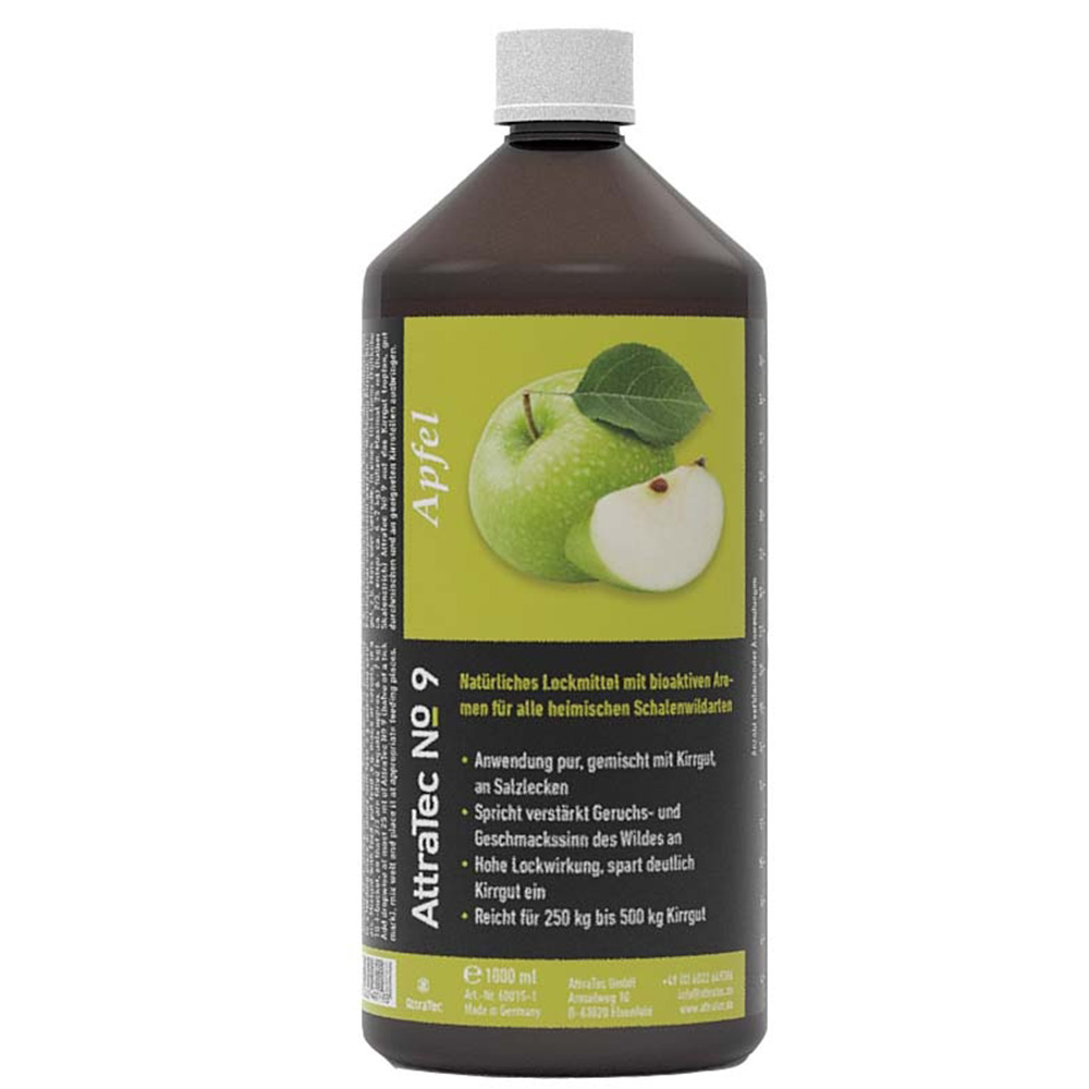 Attratec No. 9 Lockmittel - Apfel - 1L
