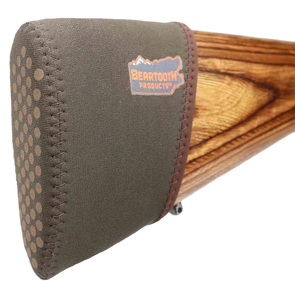 Beartooth Schaftverlängerung Recoil Pad Kit 2.0 (Braun) - Beartooth Products