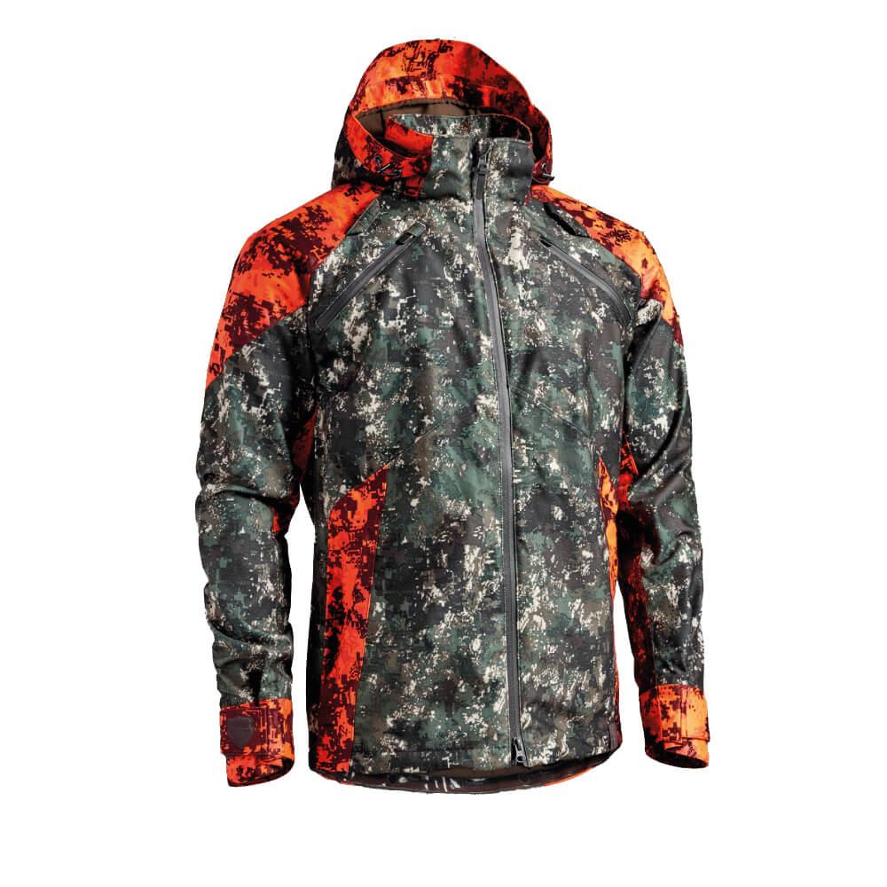 Northern Hunting Jacke Skjold Ask (Orange) - Northern Hunting