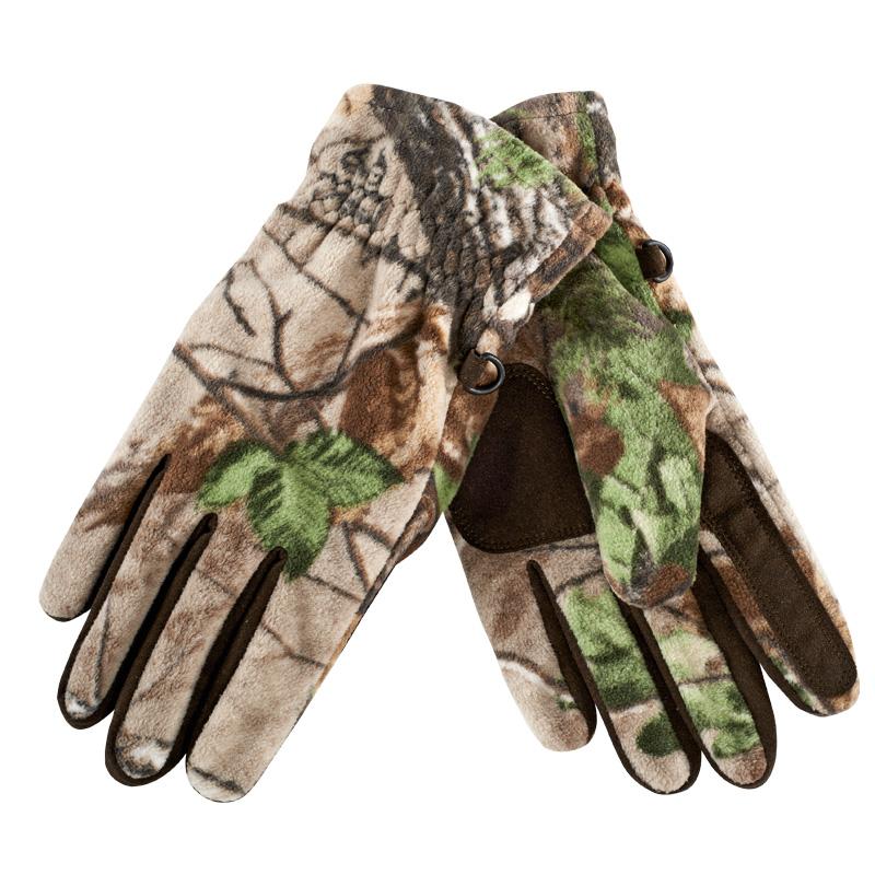 Fleece Handschuhe Conley - Xtra Green - Handschuhe