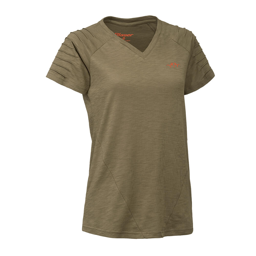 Blaser Damen V-T-Shirt Cornelia