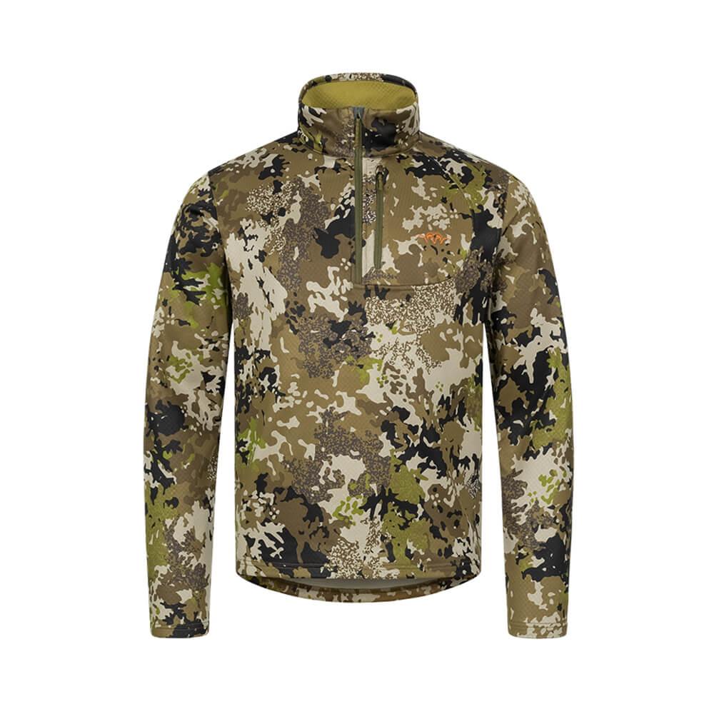 Blaser HunTec Sweater Drain (Camo)