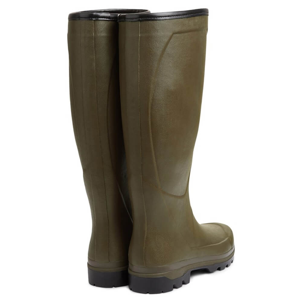 Le Chameau Gummistiefel Country XL Jersey Lined