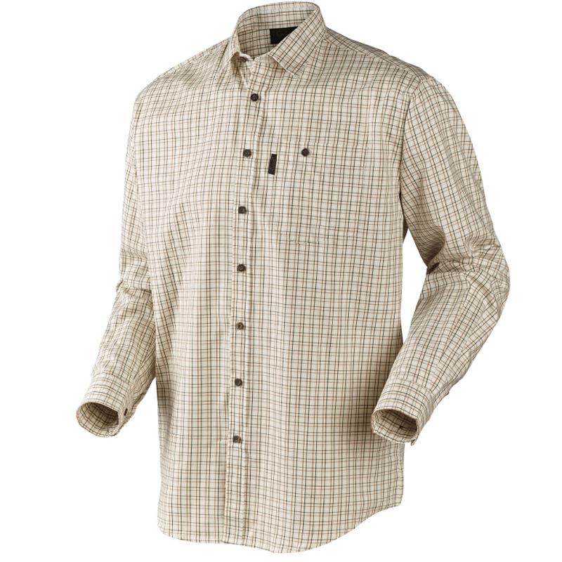 Seeland Preston Hemd (beige) - Hemden & Shirts