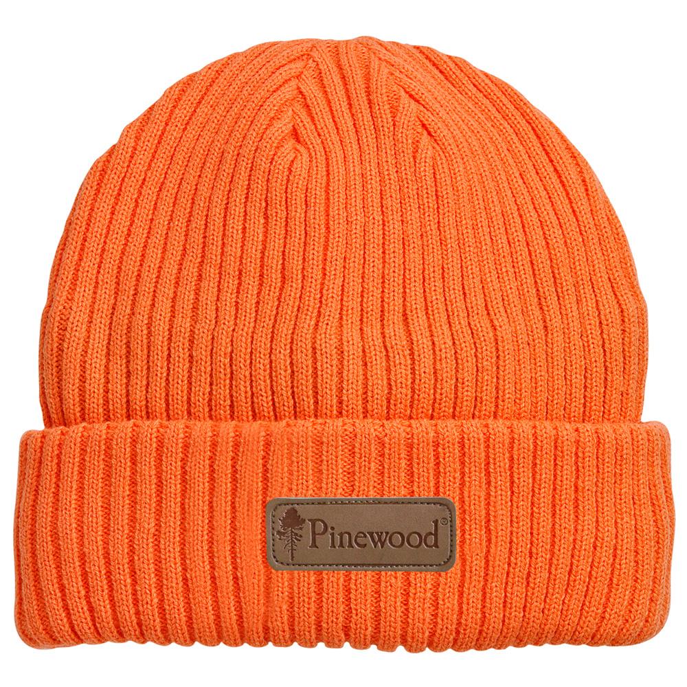 Pinewood Strickmütze New Stöten - Orange