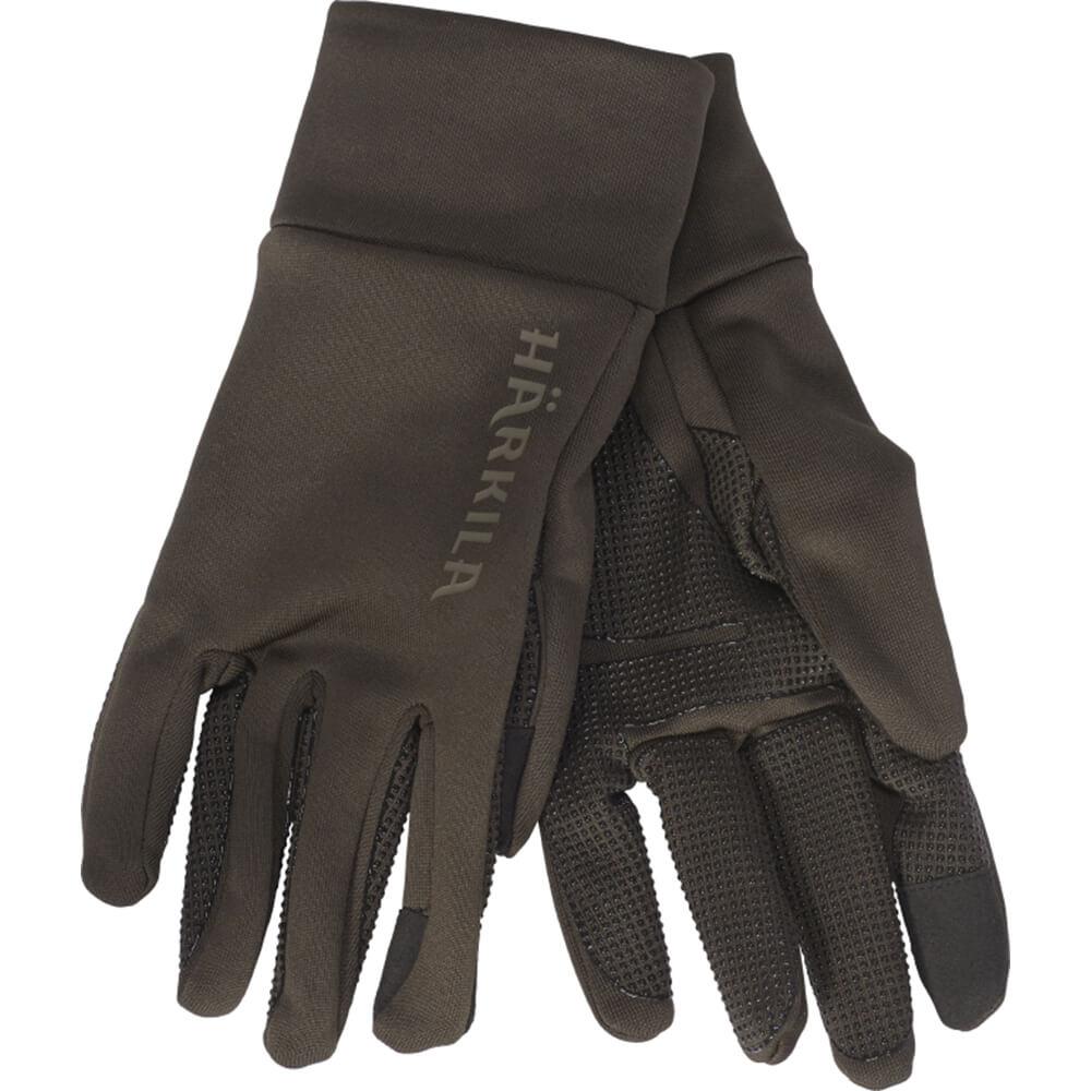 Härkila Handschuhe Power Stretch (Shadow brown) - Neu im Shop