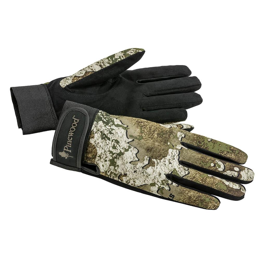 Pinewood Handschuhe Thüringen (Strata/Schwarz) - Handschuhe