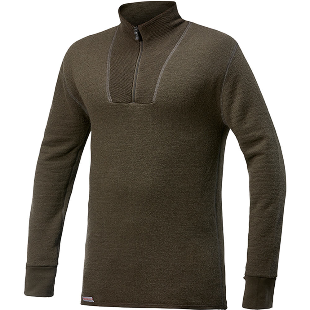 Woolpower Zip Turtleneck Shirt 200 - Unterwäsche