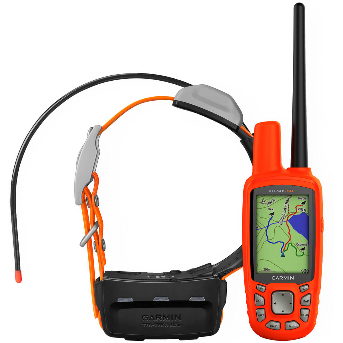 Garmin GPS-Ortungsgerät Atemos 50+ K5 Bundle - Hundeortung