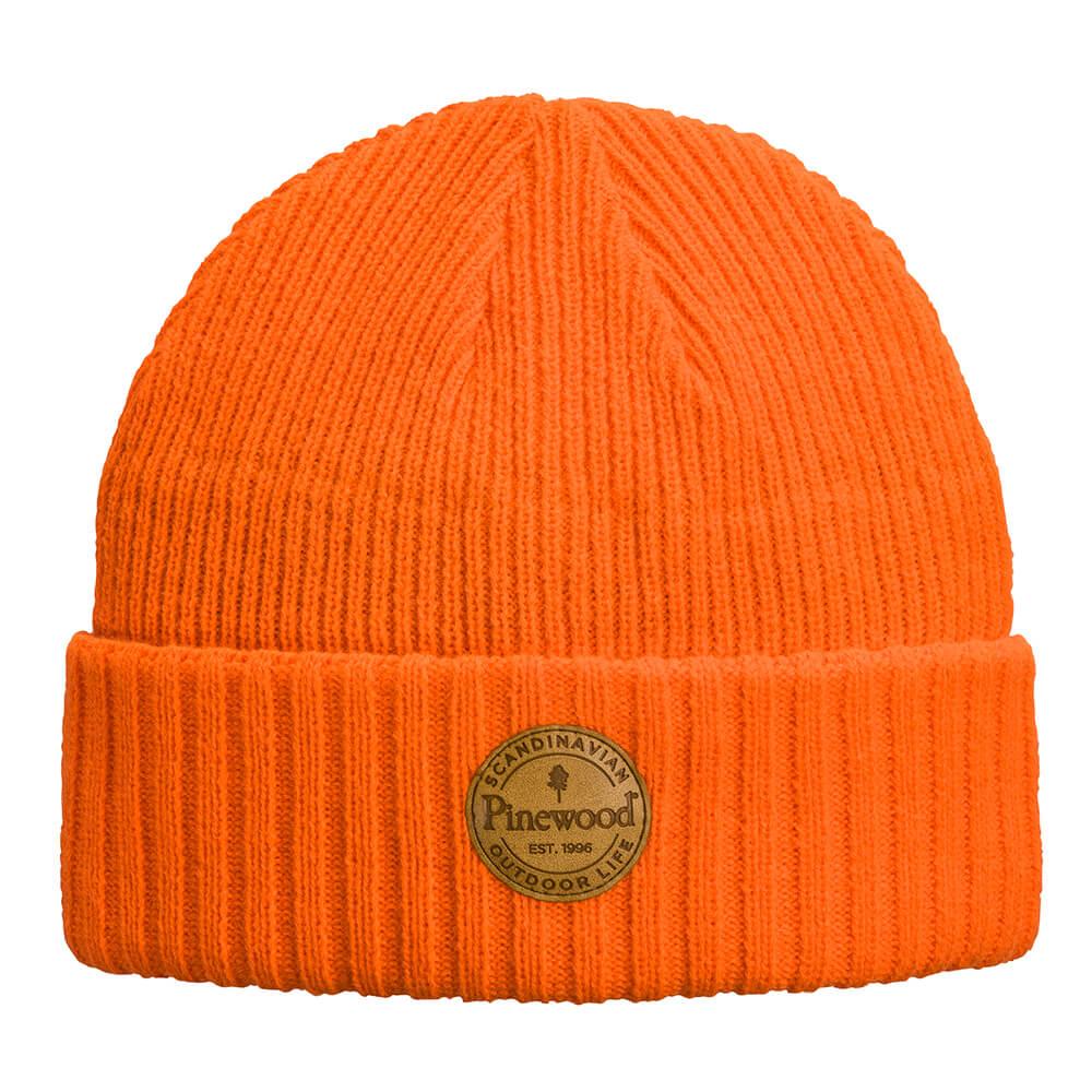 Pinewood Strickmütze Windy (orange) - Mützen & Caps