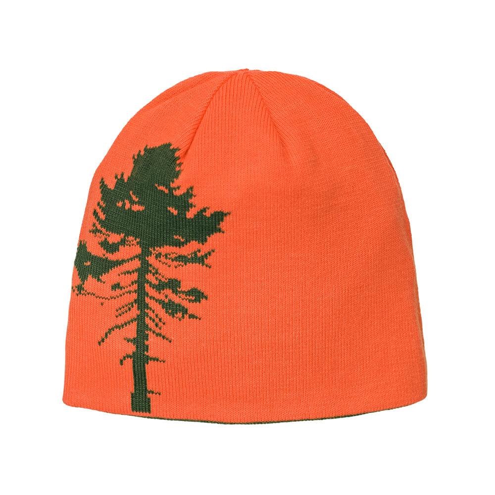 Pinewood Wendemütze Kids (Grün/Orange)