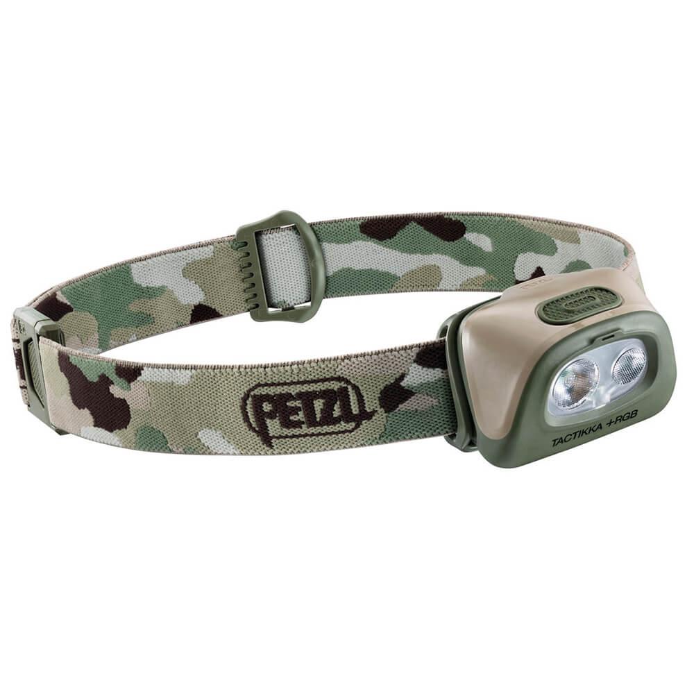 Petzl Stirnlampe Tactikka+ RGB Camo - Lampen