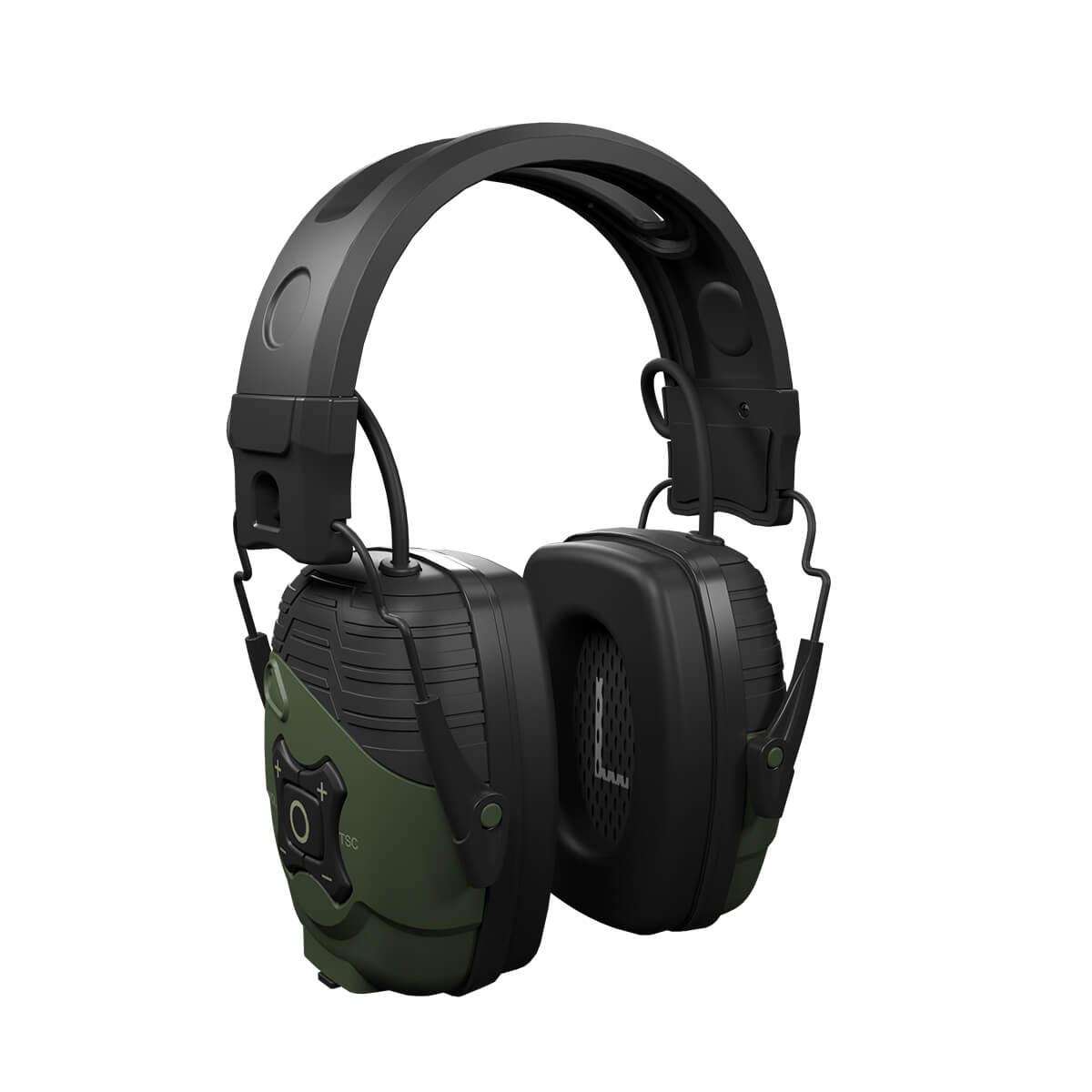 ISOtunes Sport Gehörschutz DEFY grün - Gehörschutz