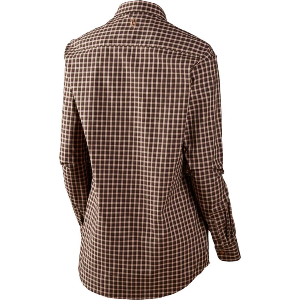 Härkila Selja Damen Hemd (bright port check)