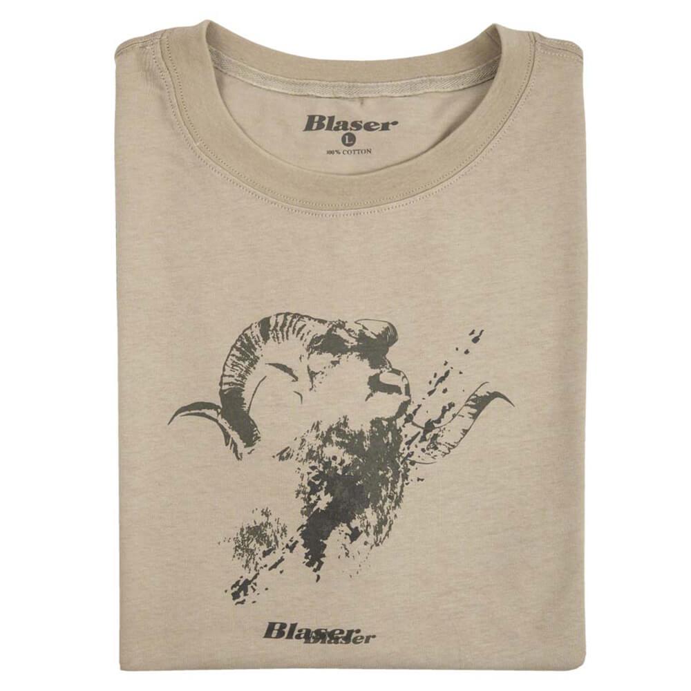 Blaser Logo T-Shirt (beige)