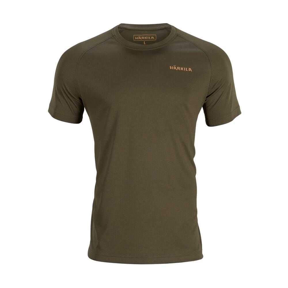 Härkila T-Shirt Trail - Jagdbekleidung Herren