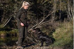 Jagdhunde-Ausbildung Apportiertraining