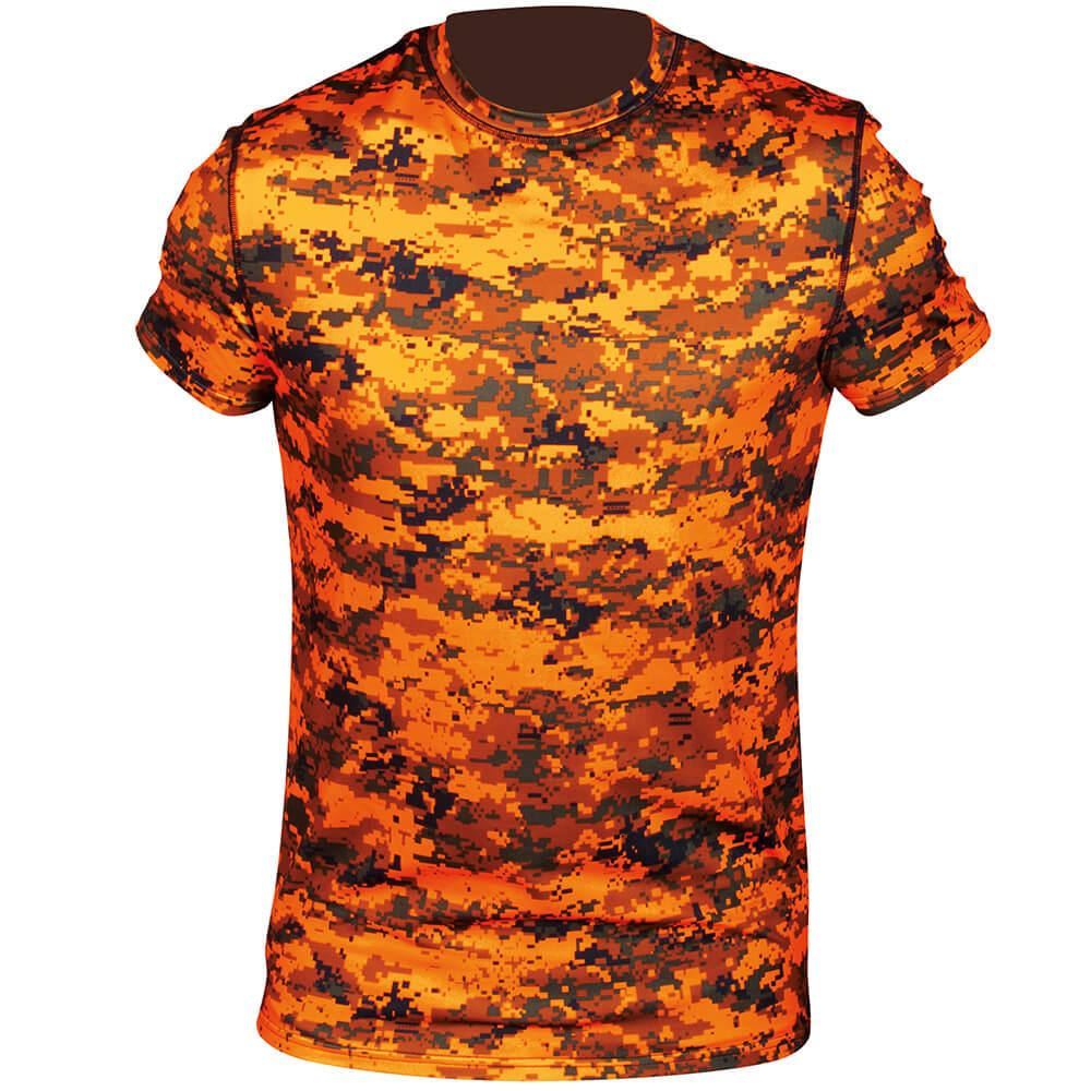 Hart Funktions-Shirt Aktiva-S (Pixel Blaze) - Hart