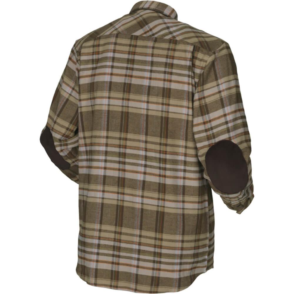 Härkila Eide Hemd (khaki check)