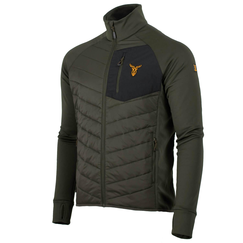 Pirscher Gear Hybrid-Fleece Jacke - Allseason