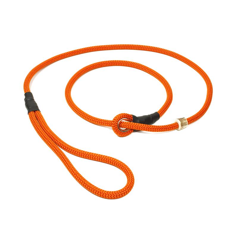 Mystique Moxonleine (orange) - Leinen & Halsungen