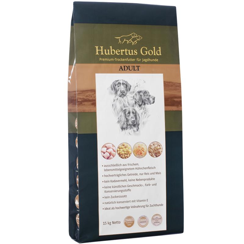 Hubertus Gold Premium Trockenfutter Adult 14kg