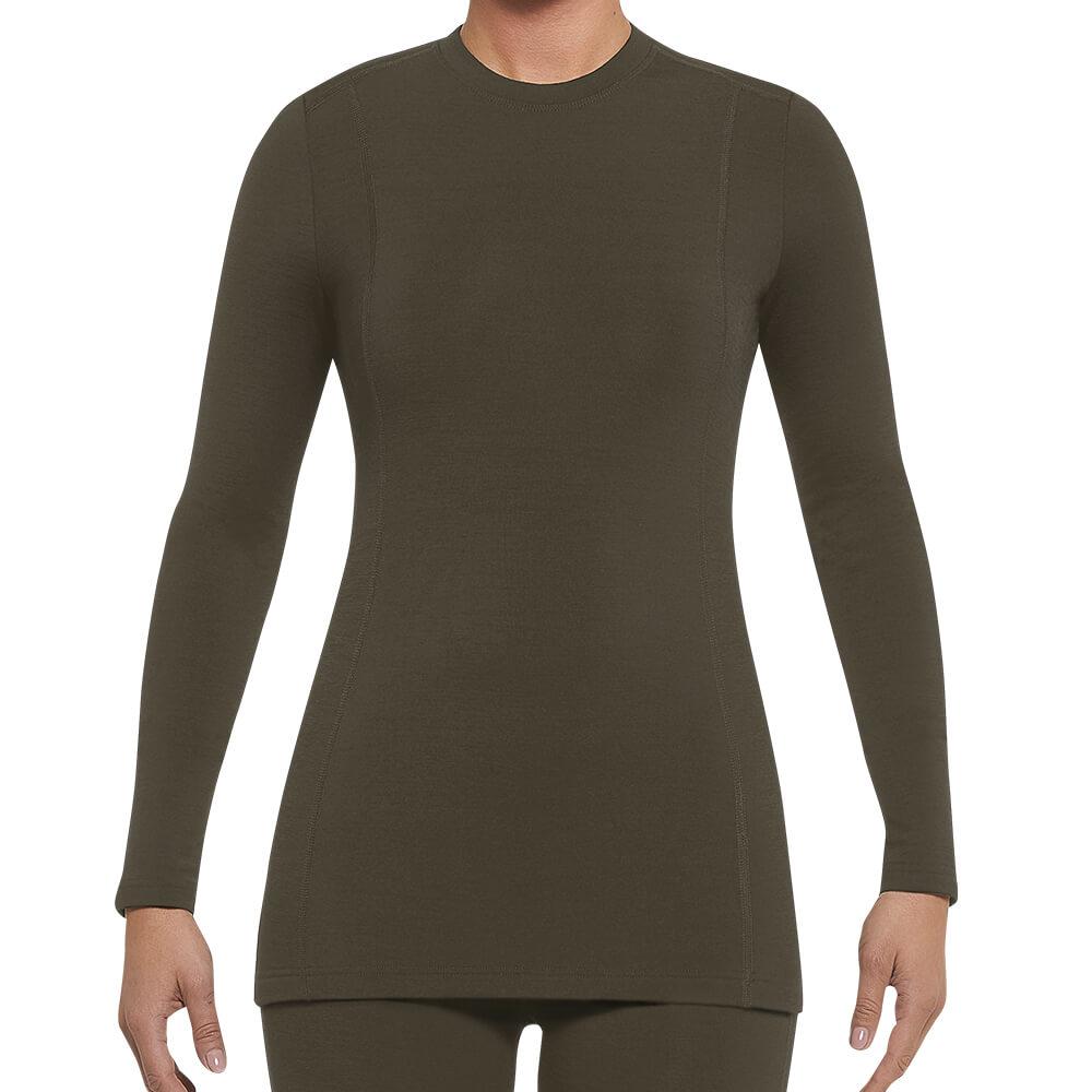 Thermowave Merino Arctic Langarmshirt Damen - Unterwäsche