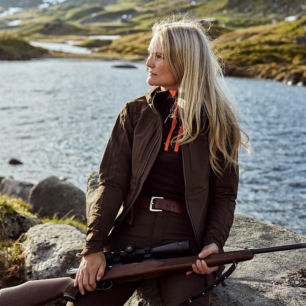 Northern Hunting Revna Fleece Shirt