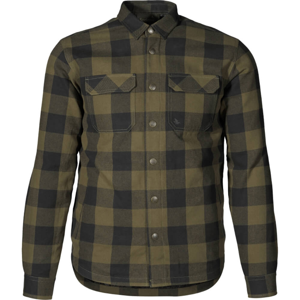 Seeland Hemd Canada (Grün) - Neu im Shop