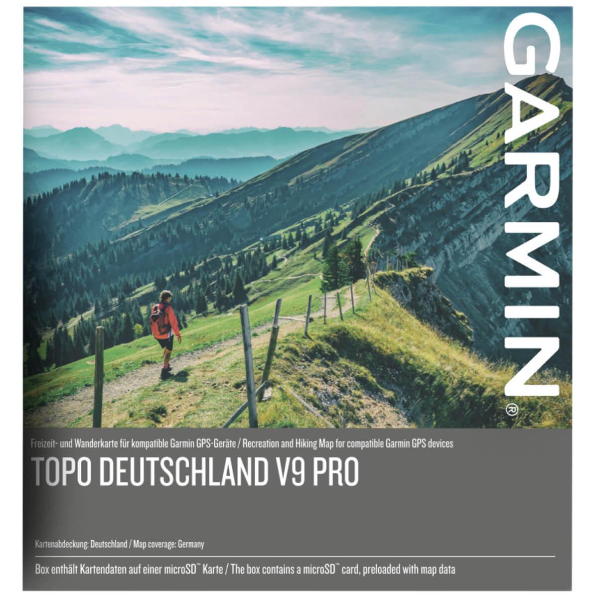 Garmin TopoDeutschland V9 Pro - Hundeortung