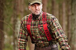 Hosenträger für die Jagd