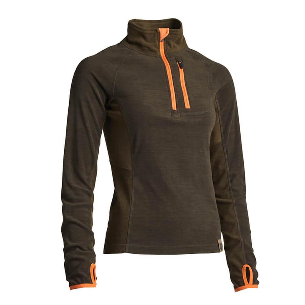 Northern Hunting Revna Fleece Shirt - Blusen & Shirts