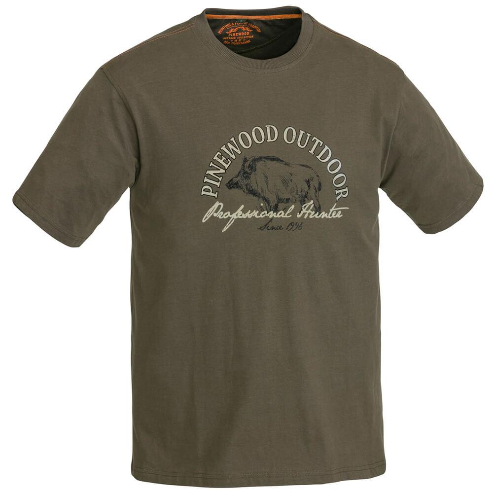 Pinewood Kids T-Shirt Wildboar - Kinder