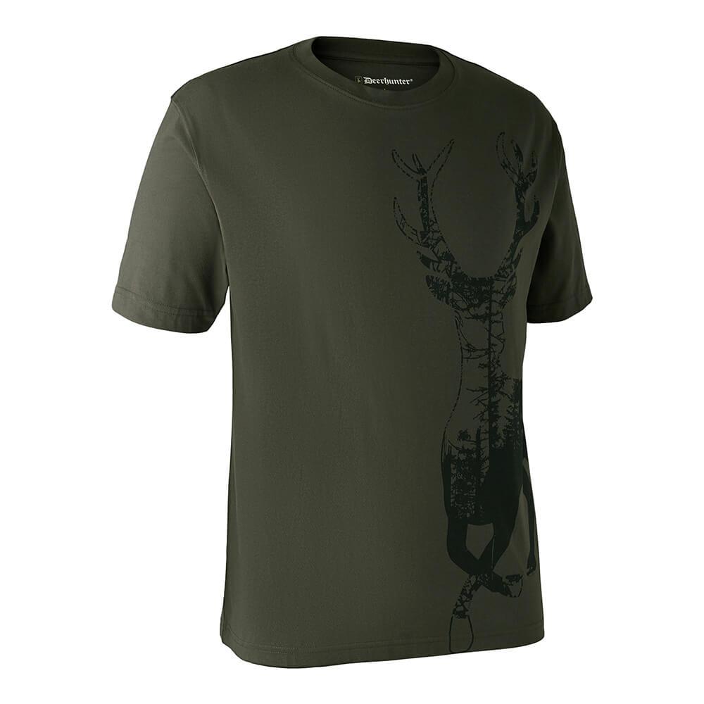 Deerhunter T-Shirt Deer - Sommer-Jagdbekleidung
