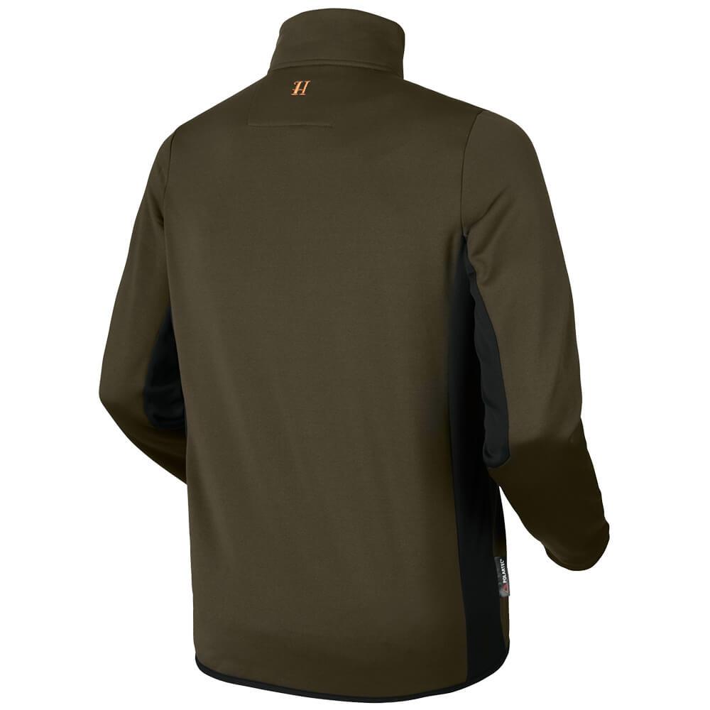 Härkila Tidan Hybrid Half Zip Fleece Anorak