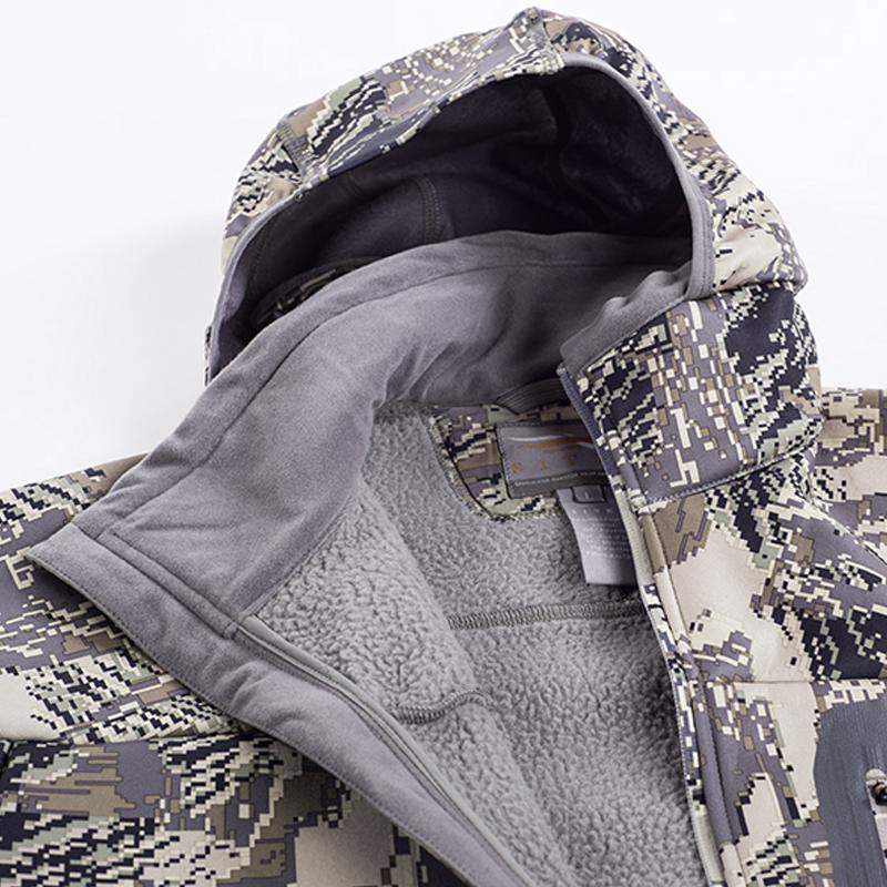 Sitka Gear Traverse Cold Weather Hoody (Supalpine)