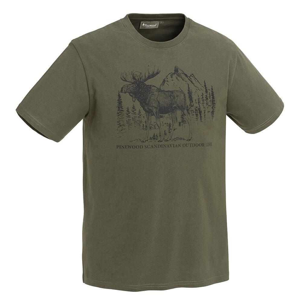 Pinewood Damenshirt Moose - Neu im Shop
