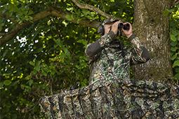 Tarnnetz für die Jagd