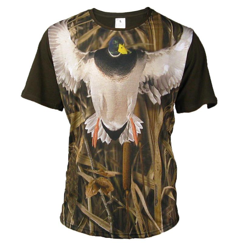 Mallard W3D T-Shirt
