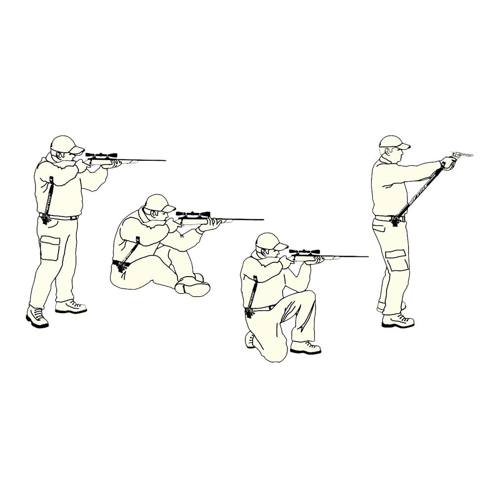 Hip Stick Zielhilfe