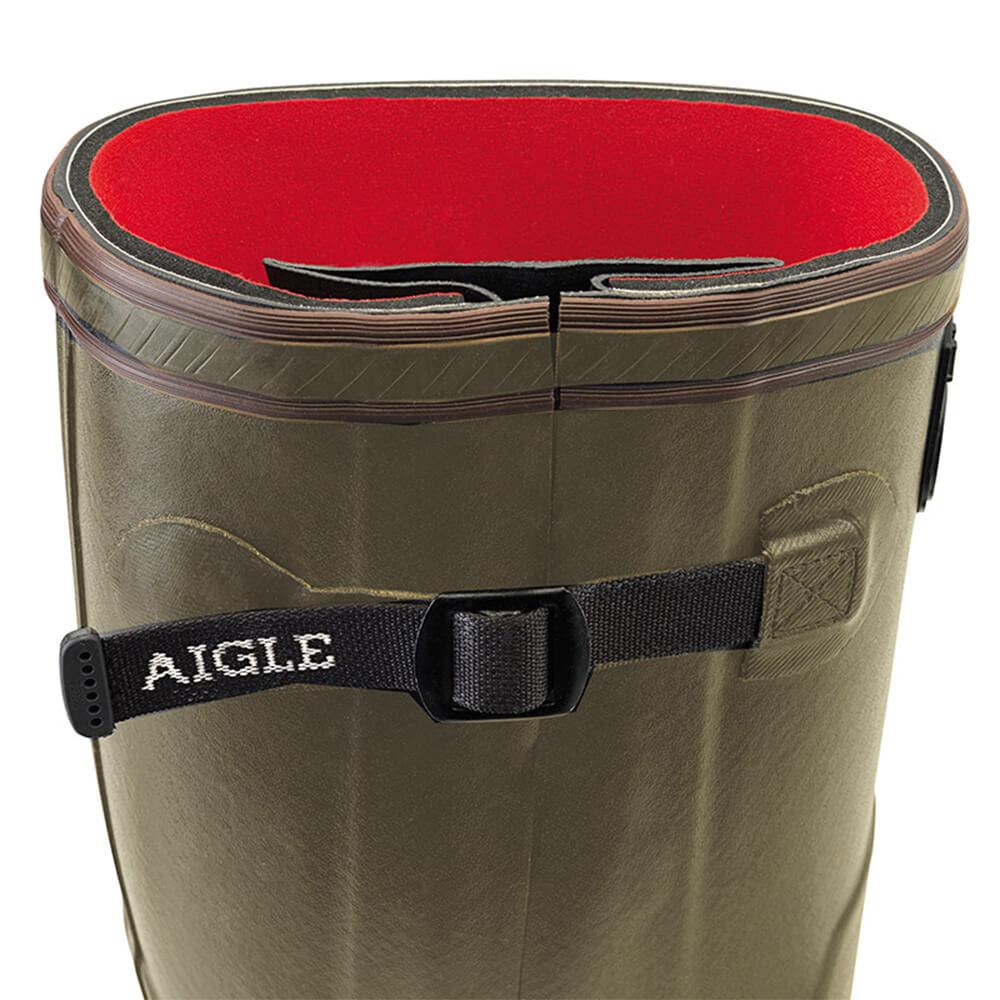 Aigle Parcours® 2 ISO Gummistiefel (braun)