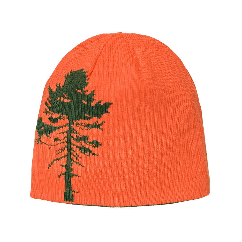 Pinewood Wendemütze (Grün/Orange) - Drückjagd
