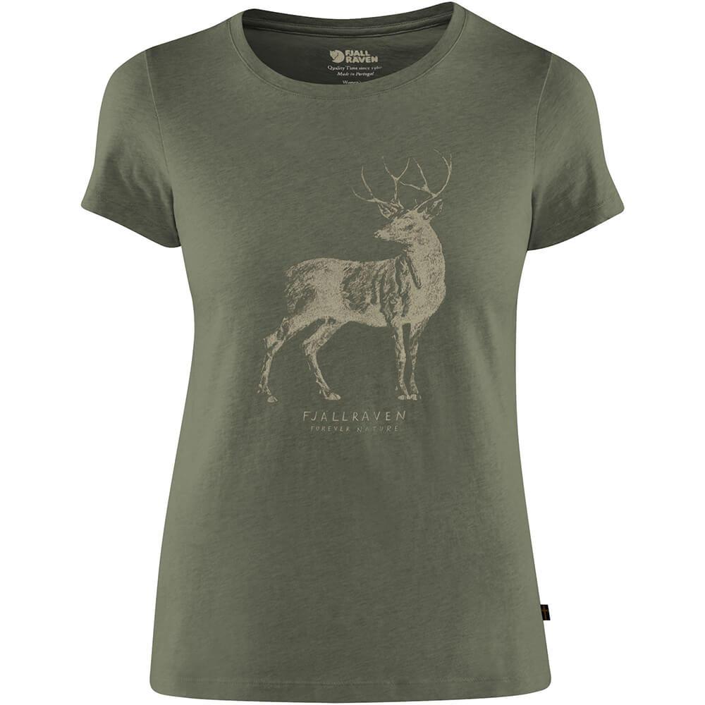Fjällräven Damen T-Shirt Deer
