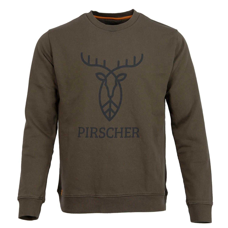 Pirscher Gear Sweatshirt Logo (Braun) - Pirscher Gear