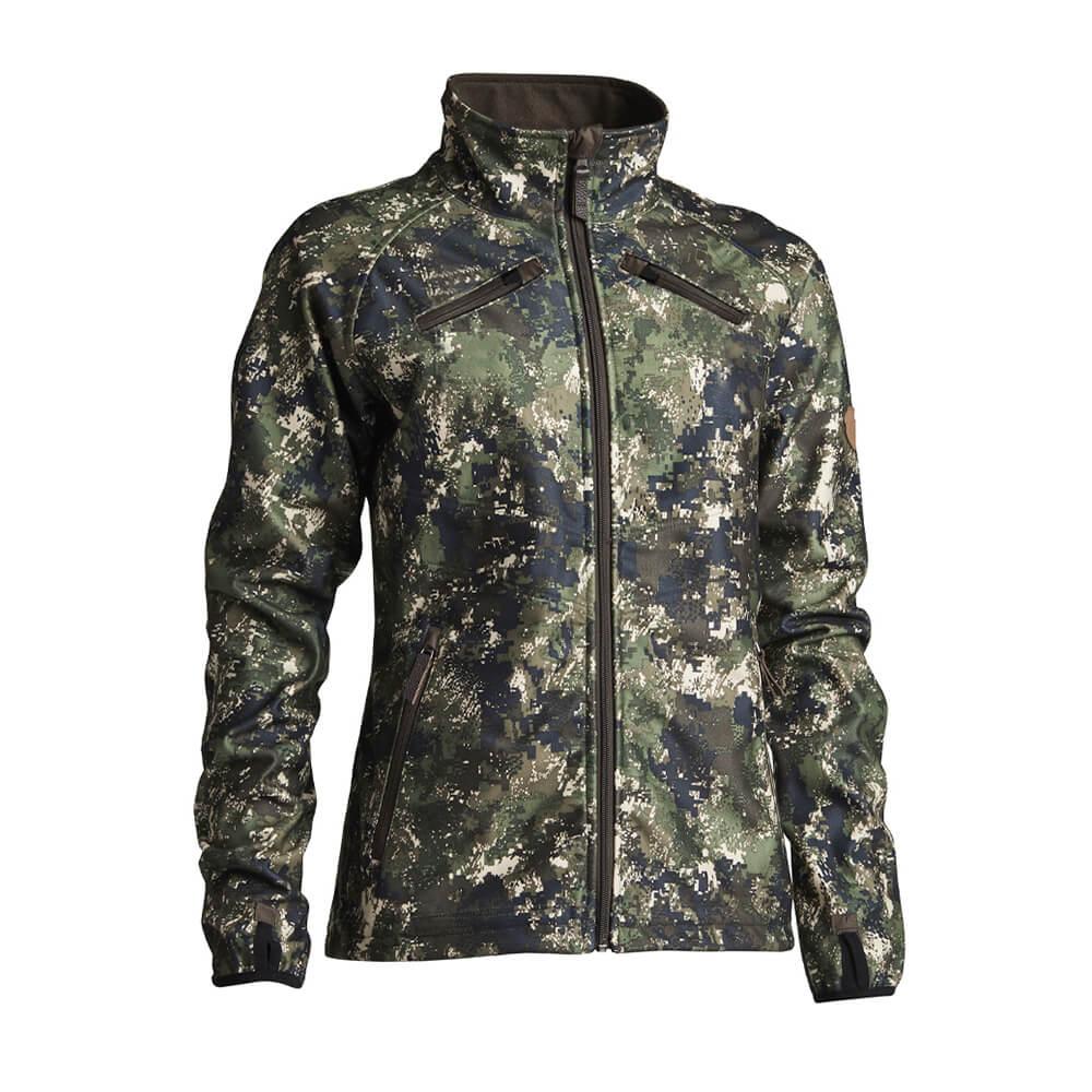 Northern Hunting Groa Damen Wendejacke - Jagdbekleidung Damen