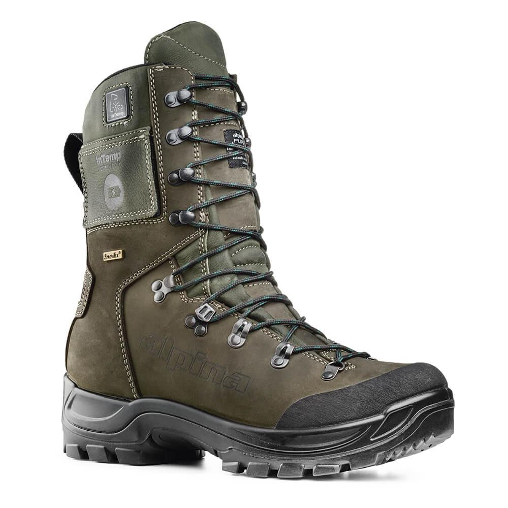 Alpina Heiz-Stiefel Trapper Heat - Schuhe & Stiefel