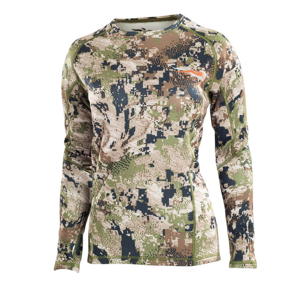 Sitka Gear Core Midweight LS Shirt - Damen
