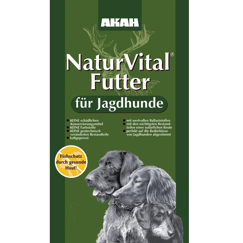 Akah NaturVital® Trockenfutter für Jagdhunde - Akah